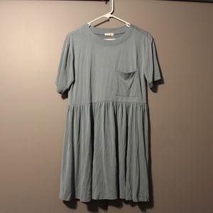 UO Silence + Noise Babydoll dress!